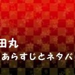 真田丸第1話『船出』のネタバレを含む詳細なあらすじ!!